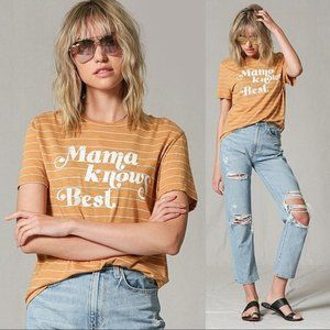 COMING SOON: Mama Knows Best Tee